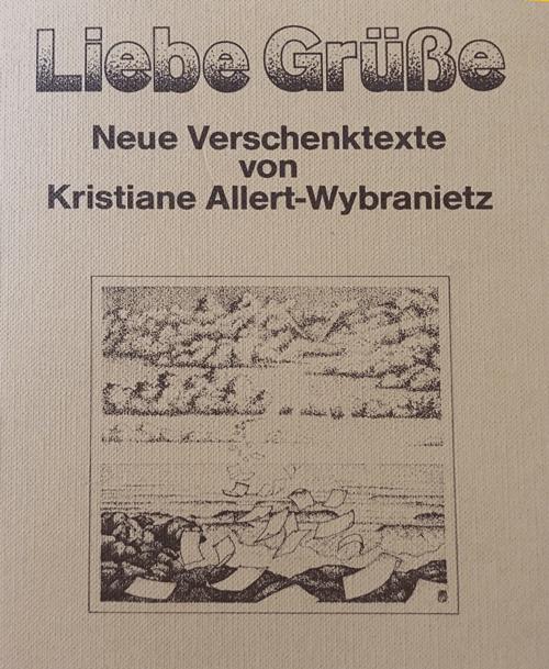 """Buchcover """"Liebe Grüße"""""""